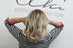 aki - professional hairstyle
